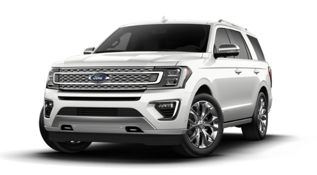 New 2019 Ford Expedition Platinum SUV Pottstown